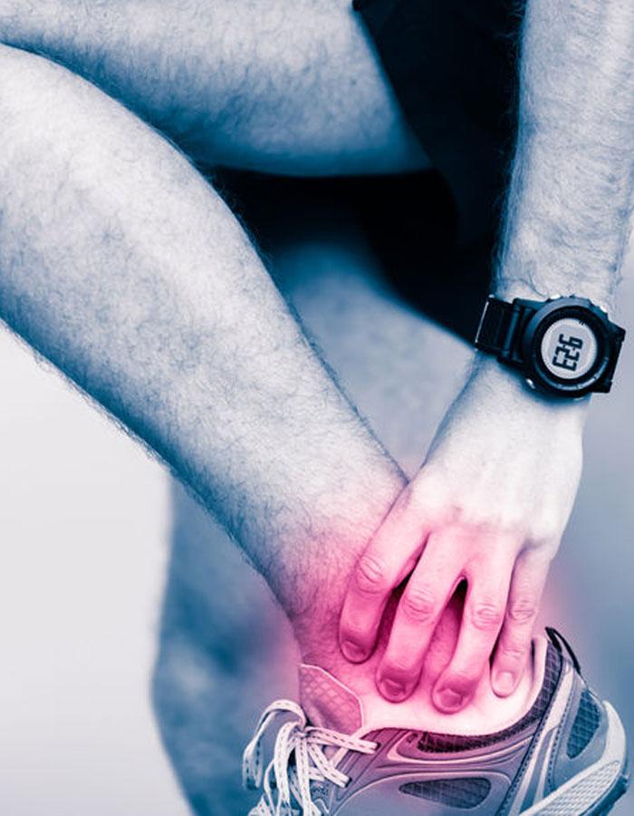 Sportblessures blessure